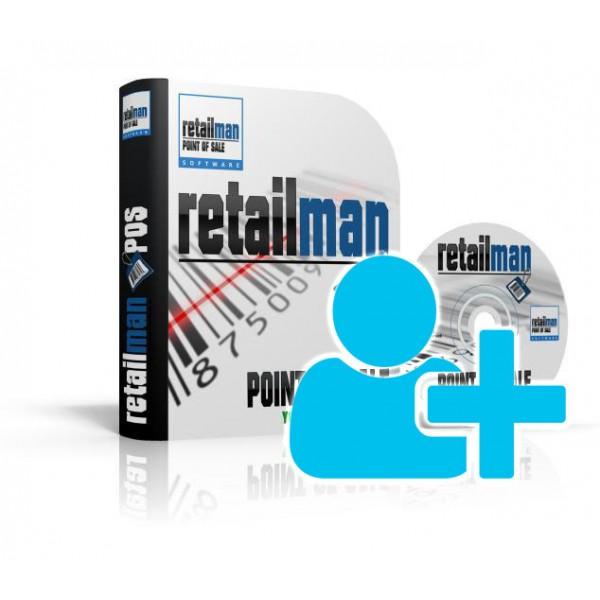 RetailMan POS Extra Multi-User