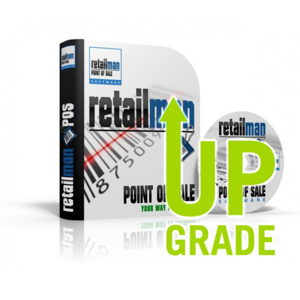 RetailMan POS Upgrade to Version 2.7
